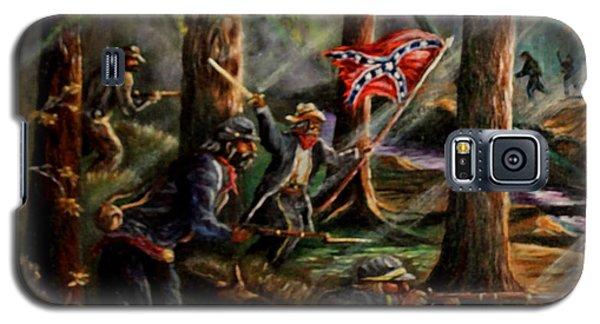 Battle Of Chancellorsville - The Wilderness Galaxy S5 Case