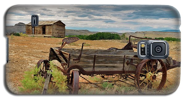Bighorn Basin History Galaxy S5 Case