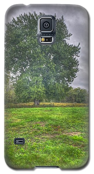 Blacklick Circle Earthwork Galaxy S5 Case