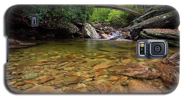 Boone Fork Bridge - Blue Ridge Parkway - North Carolina Galaxy S5 Case