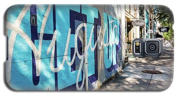Broad Street Downtown Augusta Ga Galaxy S5 Case