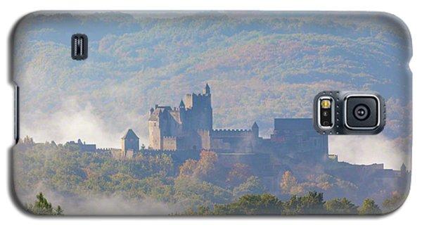 Chateau Beynac In The Mist Galaxy S5 Case