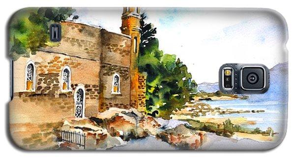 Church Of Primacy, Galilee Galaxy S5 Case