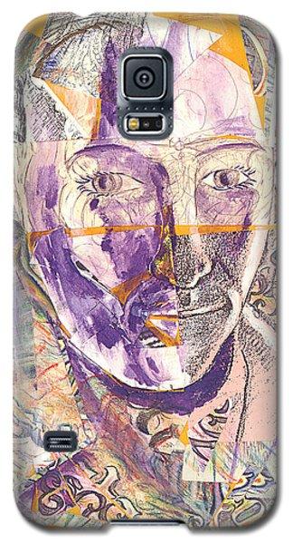 Cut Portrait Galaxy S5 Case