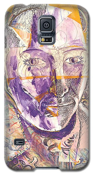 Cut Portrait Galaxy S5 Case