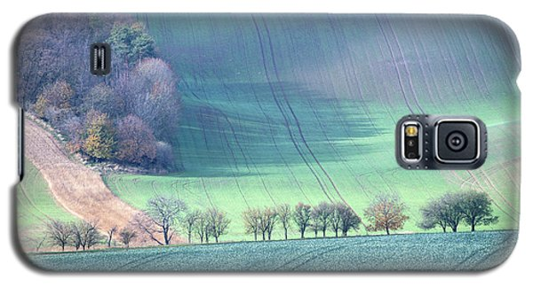 Autumn In South Moravia 1 Galaxy S5 Case