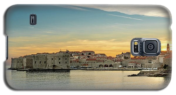 Dubrovnik Old Town At Sunset Galaxy S5 Case
