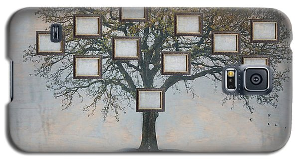 Branch Galaxy S5 Case - Family Tree, Genealogy by Suzanne Tucker
