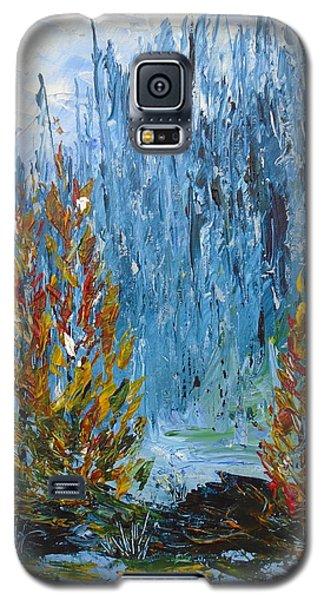 Far Off Woodland Lough Hyne. Galaxy S5 Case