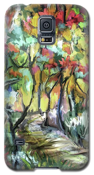 Forest Path Galaxy S5 Case