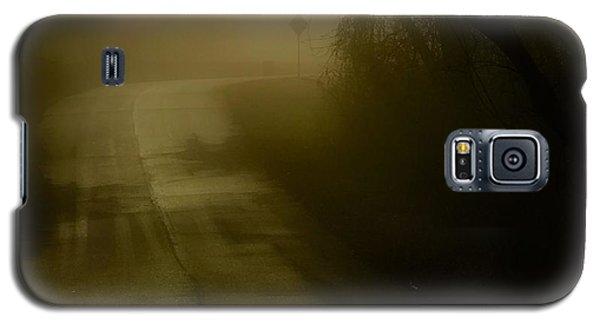 Golden Fog Galaxy S5 Case
