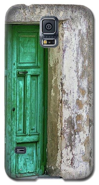 Green Door 2 Galaxy S5 Case