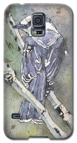 Grey Jay Galaxy S5 Case