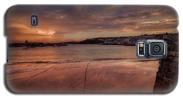 Harbour Sunset - St Ives Cornwall Galaxy S5 Case
