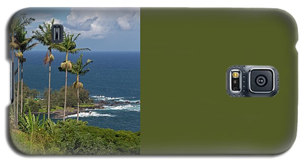 Hawaii Big Island Galaxy S5 Case