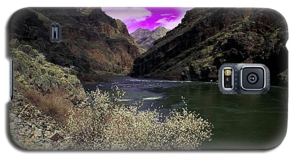 Hells Canyon National Recreation Area Galaxy S5 Case