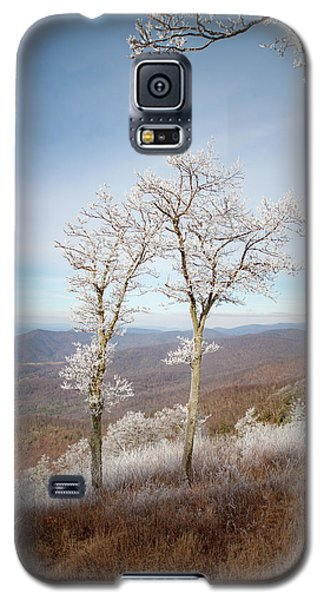 Hoarfrost Gathers Galaxy S5 Case