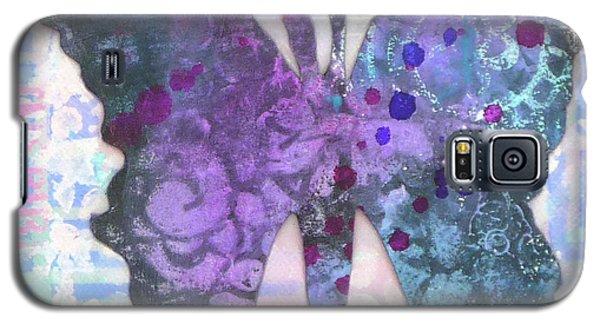 Inspire Butterfly Galaxy S5 Case