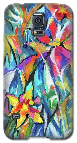 Jungle Garden Galaxy S5 Case