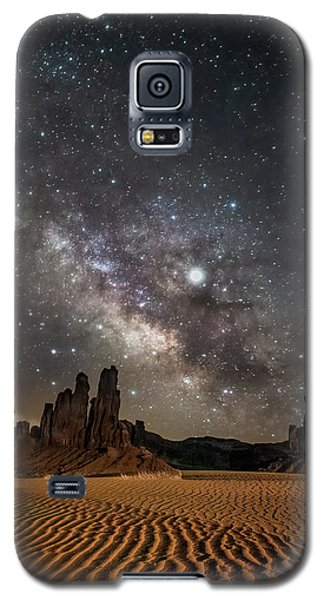 Jupiter's Staircase Galaxy S5 Case