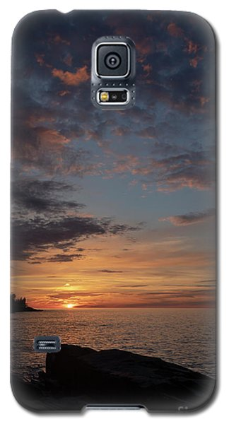 Lake Superior Sunset Galaxy S5 Case
