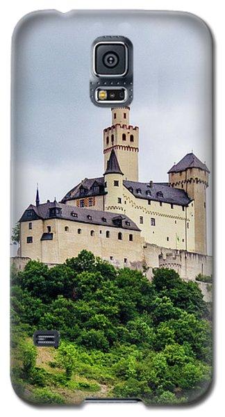 Marksburg Castle - 2 Galaxy S5 Case