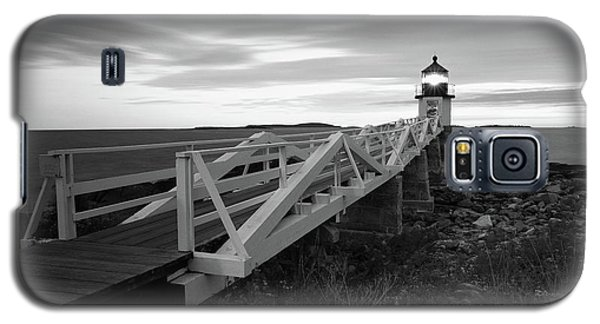 Marshall Point Light Galaxy S5 Case