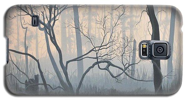 Misty Hideaway - Wood Duck Galaxy S5 Case