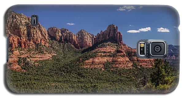 Mormon Canyon Panorama Galaxy S5 Case