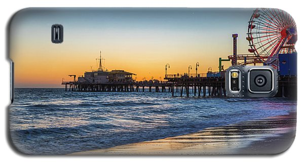Pacific Park On The Pier Galaxy S5 Case