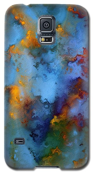1 Peter 5 7. He Cares For You Galaxy S5 Case