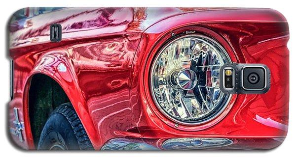 Red Vintage Car Galaxy S5 Case