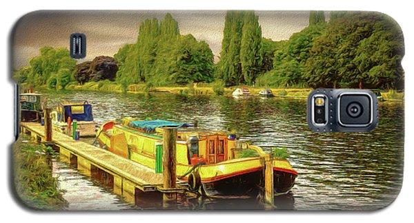 River Work Galaxy S5 Case