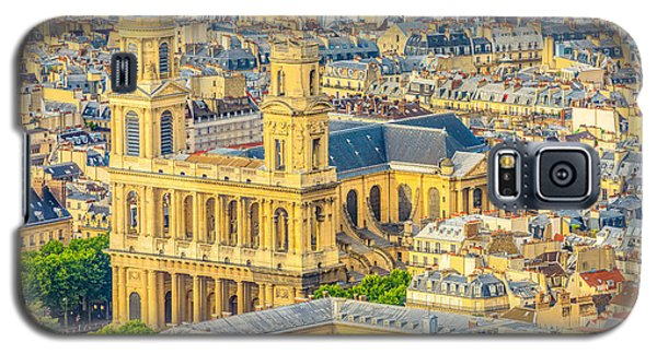 Saint Sulpice Church Paris Galaxy S5 Case
