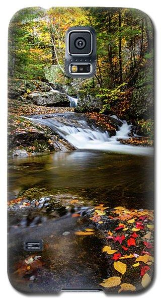 Sandwich Notch Road Waterfall New Hampshire Galaxy S5 Case
