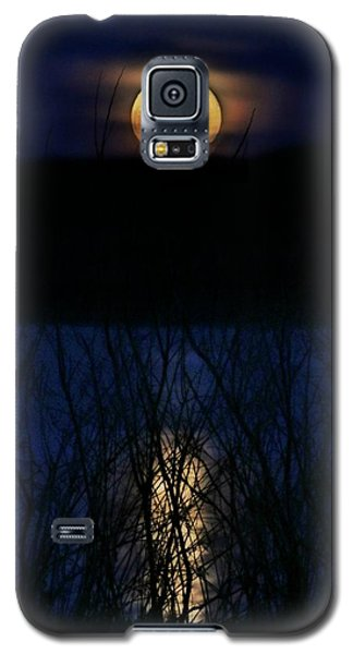 Snow Moon Galaxy S5 Case