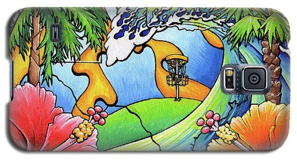 South Texas Disc Golf Galaxy S5 Case