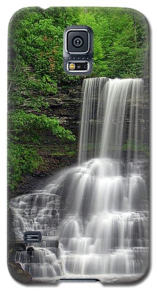 Summer Cascades Galaxy S5 Case