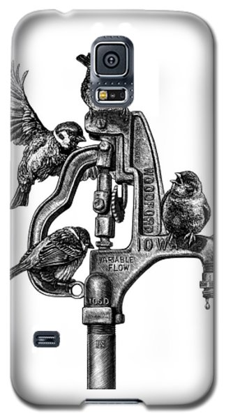 Talk Around The Watercooler Galaxy S5 Case