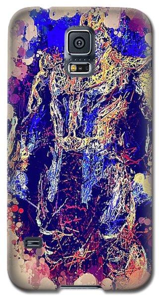 Thanos Watercolor Galaxy S5 Case