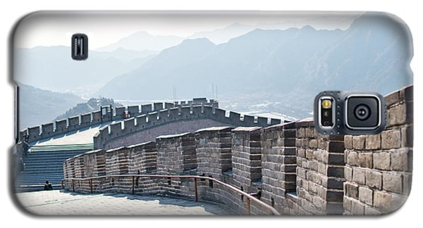 The Great Wall Of China Galaxy S5 Case