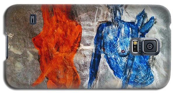 The Immolation Galaxy S5 Case