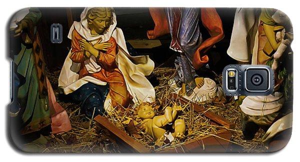 The Nativity Galaxy S5 Case