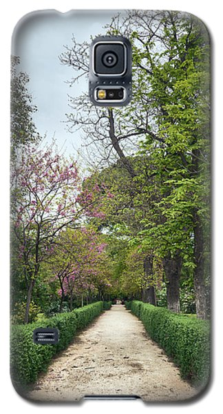 The Paths Of The Retiro Park Galaxy S5 Case