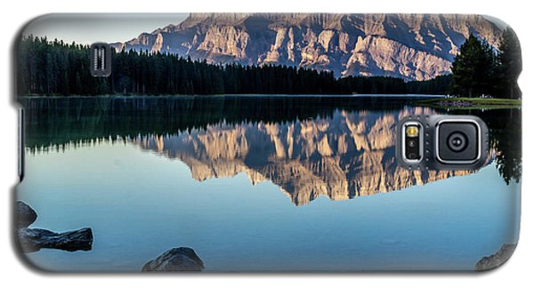 Two Jack Lake, Banff National Park, Alberta, Canada Galaxy S5 Case