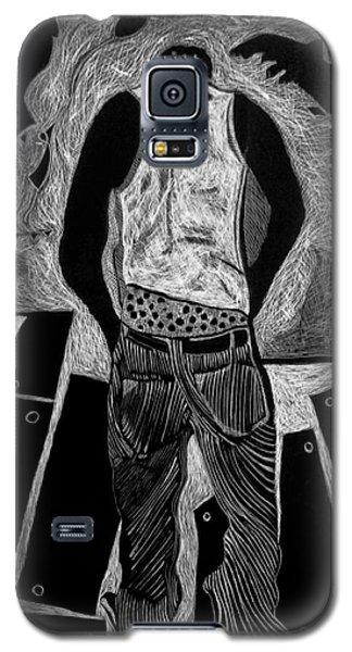 Walking While Black. Galaxy S5 Case