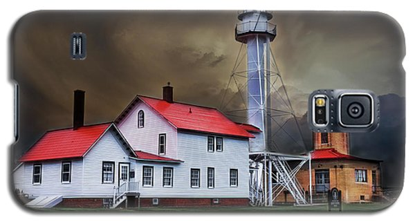 Whitefish Point Lighthouse Galaxy S5 Case