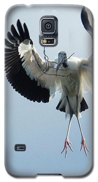 Woodstork Nesting Galaxy S5 Case