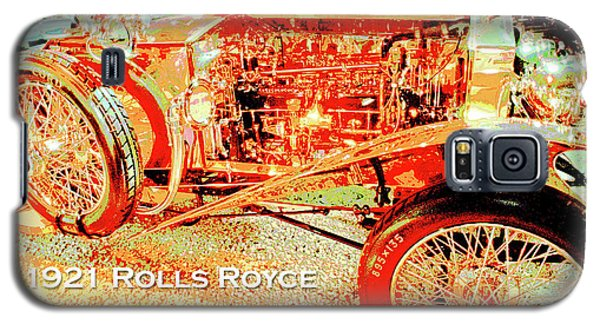 1921 Rolls Royce Classic Automobile Galaxy S5 Case
