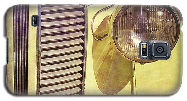 1937 Dodge Gritty Galaxy S5 Case